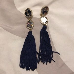 Sugarfix baublebar tassel earrings